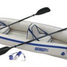 Sea Eagle 370 Inflatable 12ft 6in Kayak Incl Paddles Seats and Pump SE370K_P