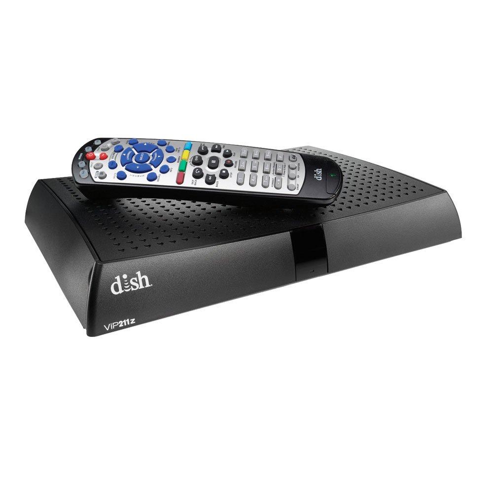 Dish Network VIP 211z HD Satellite Receiver 19-0866