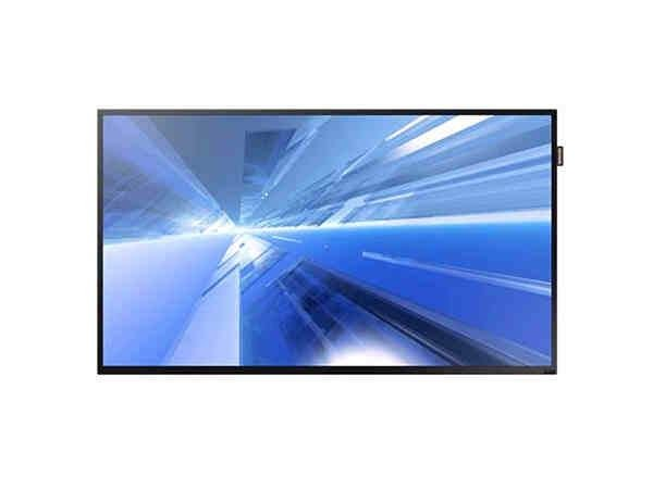 "Samsung DM55E 48"" HDTV Display For Business, Certified Refurbished"
