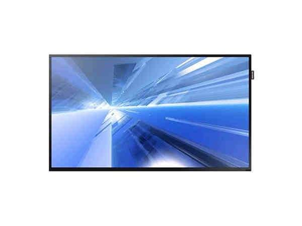 "Samsung DM48E 48"" HDTV  Display For Business/Commercial, Certified Refurbished"