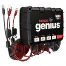 NOCO Genius GEN4 40A Onboard Battery Charger - 4 Bank