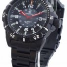 Smith & Wesson Emissary Swiss Tritium H3 Watch - Black