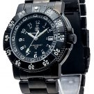 Smith & Wesson 357 Series Tritium Commander H3 Watch - Stainless Steel