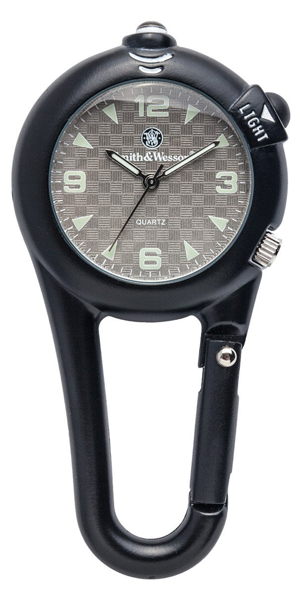 Smith & Wesson Carabiner Classic Watch - Black