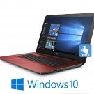 "HP Pavilion 17-X100DS 17.3"" i3-7100U 2.3GHz 2TB 8GB DVDRW Touchscreen Laptop"