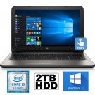 "HP Pavilion 17-X105DS 17.3"" i3-7100U 2.3GHz 2TB 8GB DVDRW Touchscreen Laptop"