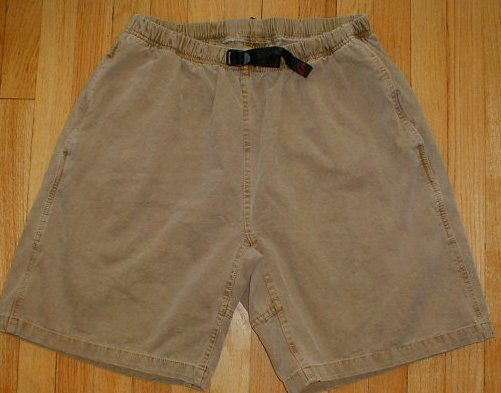 GRAMICCI Hiking Camping Climbing Shorts Mens Sz XL NEW --MAKE AN OFFER!!