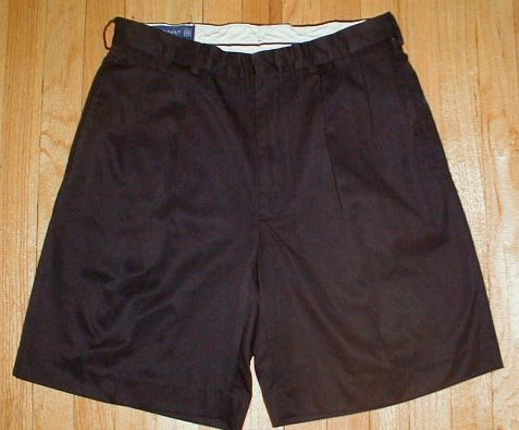 RALPH LAUREN POLO GOLF Classic Black Shorts Mens Sz 34 --MAKE AN OFFER!!