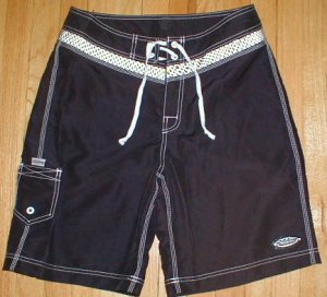BILLABONG Cargo Board Shorts Swim Trunks Mens Size 32 33 --MAKE AN OFFER!!