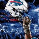 Buffalo Bills Helmet #2. Cross Stitch Pattern. PDF Files.