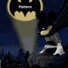 Bat Mickey Mouse. Cross Stitch Kit.
