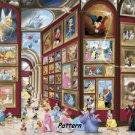 Disney Heroes #18. Cross Stitch Kit.