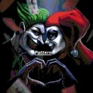 Joker and Harley Quinn. Cross Stitch Kit.