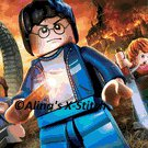Lego. Harry Potter #2. Marvel. Cross Stitch Kit.