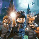 Lego. Harry Potter #1. Marvel. Cross Stitch Kit.