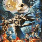 The Nightmare Before Christmas #4. Cross Stitch Kit.