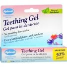 Hyland&#39;s Homeopathic Teething Gel .5 oz ( 14.7 ml) Natural pain Relief Hyland ne