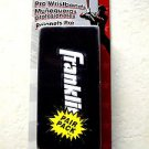 "Franklin 6"" PRO Wristbands Pair Pack Black wrist band 6 "" outdoor sport baseball"