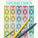 RUTH HELLER'S DESIGNS FOR COLORING GEOMETRICS - RUTH HELLER PAPERBACK kid book