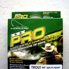 Cortland 333 Pro Species fly line series WF 5 F/S TROUT 10' type 3 X-Fast 30 yds