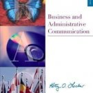Business and Administrative Communication by Kitty O. Locker (2002, Hardcover)