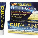 Curacaine rapid acting topical analgesic 1 fl oz ( 30 ml ) lidocaine 4% pain rel