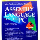 Assembly language for The PC THIRD Editio John Socha and Peter Norton 1566860164