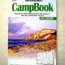 AAA Northeastern CampBook 2011 Edition Connecticut Maine Massachusetts New Hamps