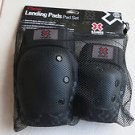 BELL X Games Landing Pads Pad Set Knee Elbow 1004389 Protection gear contoured p