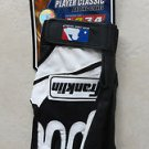 Franklin Batting Gloves Player classic adult XL Black white 10018F5 Bat Glove NE