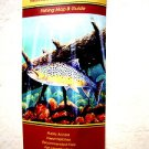 South Plate River Fishing map & Guide Headwaters to Chatfifeld Reservoir Paper m