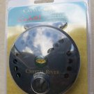 Crystal River Cahill Fly Reel Line Size 8 , 9 ,10  Graphite Spool CR-0008A CR NE