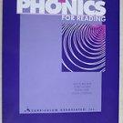 Phonics for Reading 1st level first 1 Archer Flood Lapp Lungren Curriculum Assoc