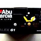 ABU GARCIA Kalex 61 61kalex 1156781 fishing reel 4 stainless steel ball bearings