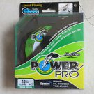 Power Pro Spectra Braid MOSS GREEN 15 lb 300 yards Line Fishing Rounder Smooth N