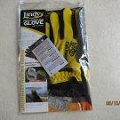 Lindy Fish Handling Glove LEFT Hand AC960 S M Yellow small Medium super fabric N
