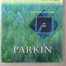 Microeconomics SiX Edition by Parkin Paperback book ISBN 0321112075 w CD Like Ne