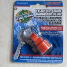 Seasense Nylon Keychain Garboard Plug P/N 50032277 Light weight reinforced nylon