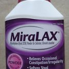 MiraLAX Laxative Powder 8.3 oz ( 238 g ) or 14 once daily doses UNFLAVORED softe