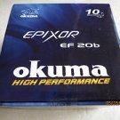 Okuma Epixor EF 20B Spinning Fishing Reel EF20B 10 Bearings fish anti reverse be