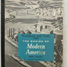 Workbook and Tests for the making of Modern America Berg Wilder Houghton Mifflin