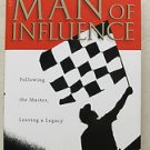 Man of Influence Jim cote Following the Master Leaving a legacy HC book Team NE