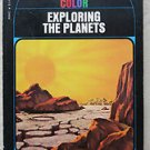 Knowledge through color Exploring The planets by Iain Nicolson # 42 Bantam Scien