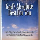 GOD's Absolute BEST for You Book D. James Kennedy Coral Ridge Ministries book Un
