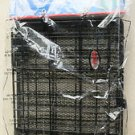 Bell Folding Basket bicycle 1005709 Folds out of your way when not in use Black