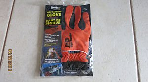 Lindy Fish Handling Fillet Glove Right Hand Protection Large AC951 Orange L  951