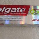 Colgate Anticavity Fluoride and Antigingivitis Toothpaste Total Advanced 4 oz NE