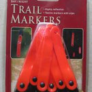 Allen 12 markers with clips # 473 Highly reflective hunting camping DAY / NIGHT