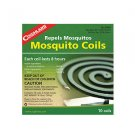 TWO boxes Coghlan's Mosquito Coils Mosquito repellant 10 coils 2 stands # 8686
