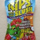 TWO Cool Tropics Rips Slush 100% juice DRAGON PUNCH flavor 4 fl oz pouches pouch